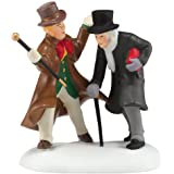 Department 56 Dickens Christmas Carol Village A Humbug, Uncle Accessory, 2.95-Inch