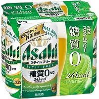 アサヒ スタイルフリー 500ml×6缶パック