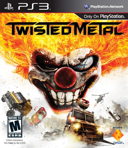 Twisted Metal (輸入版) - PS3