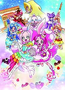 映画キラキラ☆プリキュアアラモード パリッと!想い出のミルフィーユ!【DVD通常版】 [DVD]
