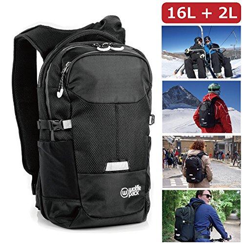 wolffe pack SUMMIT(ウルフパック サミット) 16リットル+2リットル
