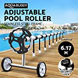 Aquabuddy Adjustable Pool Cover Roller