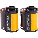 Kodak カラーネガティブフィルム プロフェッショナル用 35mm ポートラ160 36枚 2本セット