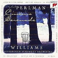Cinema Serenade by PERLMAN & JOHN WILLIAMS(COND) (2004-11-17)