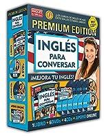 Inglés en 100 días - Inglés para conversar - Premium Edition (Libro + 6 DV's + 4 CD's) / English in 100 Days - Conversational Englis. Premium Edition (Ingles en 100 dias / English in 100 Days)