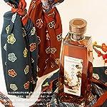 全国梅酒品評会 金賞受賞 高級梅酒ゆめひびき風呂敷付 500ml 20度 (赤色風呂敷)