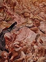 Lais Puzzle コレッジョ - 大聖堂のドームのフレスコ画、シーン:受胎告知、詳細:聖処女と天使 1000 部
