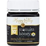 Happy Valley Certified UMF 10+ (MGO 263+) Genuine New Zealand Manuka Honey, 250g