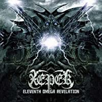 Xeper - Eleventh Omega Revalation CD