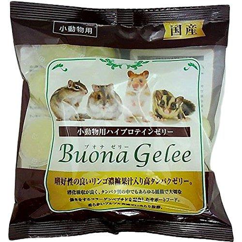 小動物のためのおいしいゼリー ブオナ ゼリー 16gx20コ...
