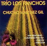 Trio Los Panchos Y Chuco Martinez Gil by Trio Los Panchos