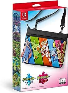 【任天堂ライセンス商品】サコッシュ『ポケットモンスター ソード・シールド』 for Nintendo Switch Lite