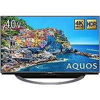 シャープ 4K対応液晶テレビ AQUOS 4T-C40AJ1