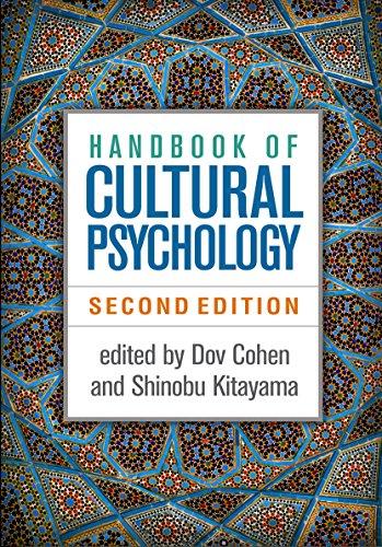 Download Handbook of Cultural Psychology 1462536239