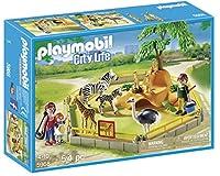 PLAYMOBIL (プレイモービル) 5968 Wild Animal Enclosure Playset(並行輸入品)