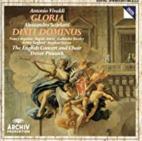 Gloria (+ Scarlatti: Dixit Dominus) by English Concert Choir