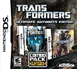 Transformers Ultimate Autobots Edition (NDS Combo Pack) by Activision [並行輸入品]