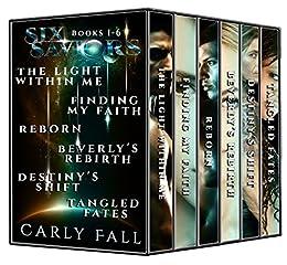 Six Saviors Box Set (A Sci-Fi / Fantasy Romance Box Set) by [Fall, Carly]