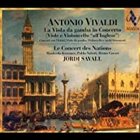 Vivaldi: La Viola da gamba in Concerto (2004-04-13)