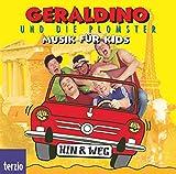 Geraldino und die Plomster. Hin & Weg. CD . Musik fuer Kids