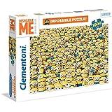 Clementoni 31450 - Puzzle Impossible Minions (1000 pièces)