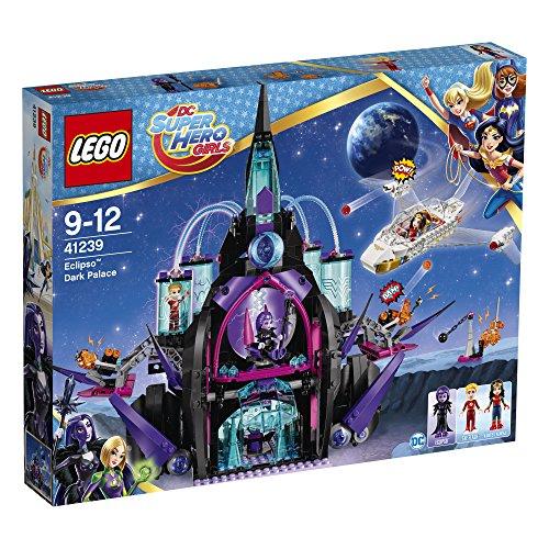 レゴ(LEGO)スーパーヒーローガールズ エクリプソのダークパレス 41239
