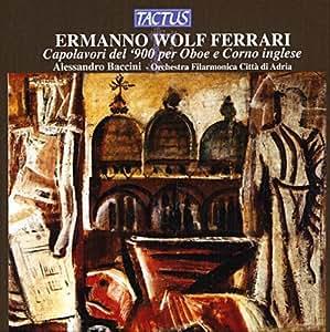 Ferrari: Chamber Works for Oboe & English Horn