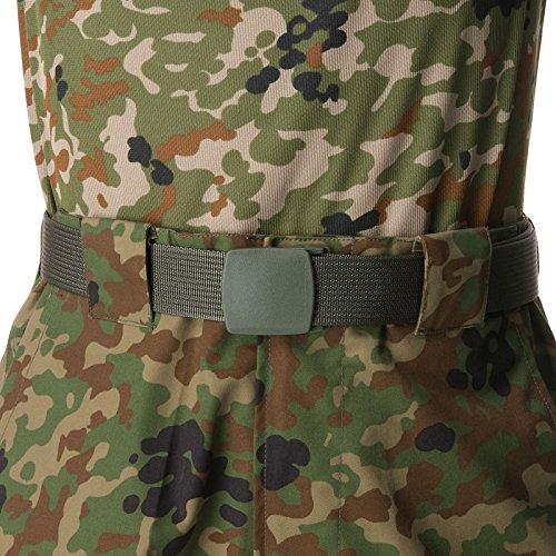 (ジェイジィエスディエフ)J.G.S.D.F 作業・戦闘服用ウエストベルト38㎜【自衛隊衣料】 655001 86 ネイビー F