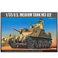 アカデミープラモデル Academy T13206 1/35 U.S Medium Tank M3 Lee Tank Plastic Model Kit(海外直送品) [並行輸入品]