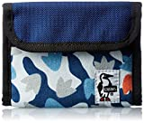 [チャムス] ウォレット Trifold Wallet Sweat Nylon CH60-0696-A046-00 Z080 Foot Camo/Navy