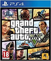 Take-Two Interactive Grand Theft Auto V PS4 - video games (PS4 PlayStation 4 Action / Adventure Rockstar North 18/11/2014 M (Mature) Online) by Take 2 (輸入版)