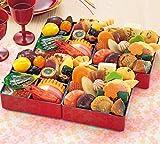 京菜味のむら おせち「京小箱」二段重 32品×二組 (12月30日着)