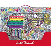 Artistic Studios Lisa Frank Adult Coloring Kit [並行輸入品]