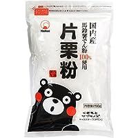 火乃国 国産片栗粉(くまモン・チャック付) 250g