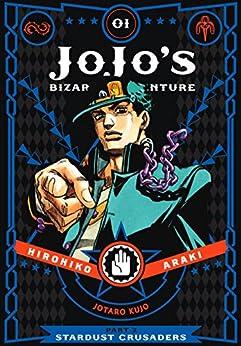 [Araki, Hirohiko]のJoJo's Bizarre Adventure: Part 3-Stardust Crusaders, Vol. 1 (JoJo's Bizarre Adventure: Part 3--Stardust Crusaders) (English Edition)