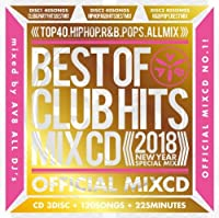 AV8 ALL DJ'S / BEST OF CLUB HITS-2018 NEW YEAR SPECIAL MIX-OFFICAL MIXCD