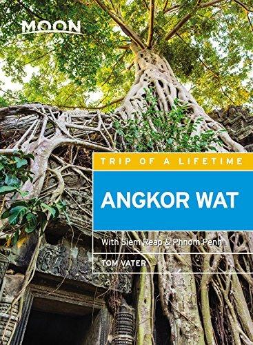Moon Angkor Wat: With Siem Reap & Phnom Penh (Travel Guide) (English Edition)