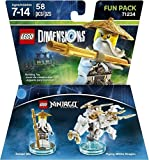 Ninjago Sensei Wu Fun Pack - LEGO Dimensions by Warner Home Video - Games [並行輸入品]