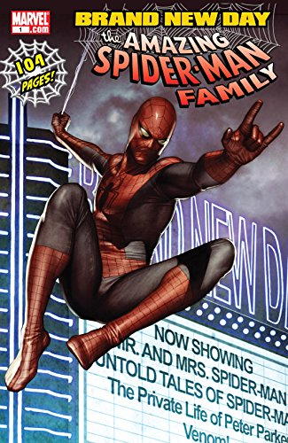 Amazing Spider-Man Family (2008-2009) #1 (English Edition)