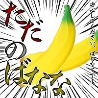 My Vision ただのバナナ ばなな 甘蕉 実芭蕉 香蕉 偽キャベンディッシュ Musa spp. MV-XBANANA