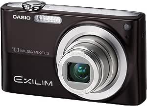CASIO デジタルカメラ EXILIM (エクシリム) ZOOM Z200 ブラック EX-Z200BK