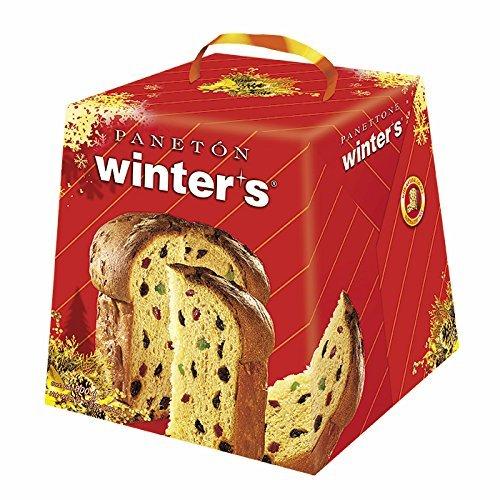 パネトーネ(パネトン) ウィンターズ 900g  Panettone(Panetone) Winter's