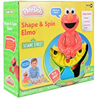 Play-Doh Shape and Spin Elmo