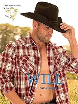 Will (The Carter Brothers Book 2) by [Horsnell, Susan]