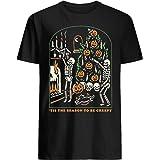 keoStore Skull Tis The Season to Be Creepy Halloween T-Shirt