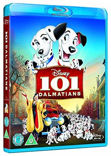 101 Dalmatians /101匹わんちゃん [Blu-ray] [Import]