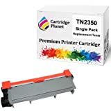 Cartridge Planet Compatible Toner Cartridge for Brother TN-2350 TN2350 (2,600 Pages) for Brother HLL2300D HLL2305W HLL2340DW