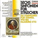 Symphony Hamburg 1-6