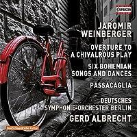 Jaromir Weinberger: Orchestral Works by Deutsches Symphonie-Orchester Berlin