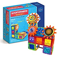 Magnets in Motion 37 Piece Gear Set by Magformers [並行輸入品]